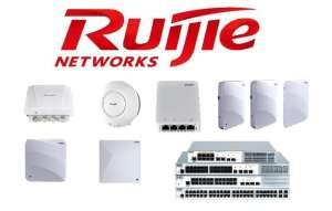 Ruijie Network (รุ้ยเจี๋ย เน็ตเวิร์ค)