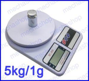 ตาชั่งดิจิตอล เครื่องชั่งตวงอาหาร เครื่องชั่งราคาถูก 2kg ความละเอียด 0.1g